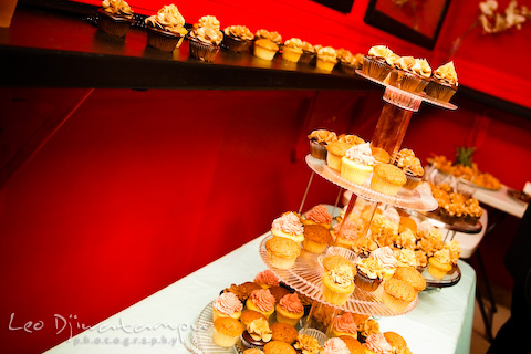 gala event party cupcakes