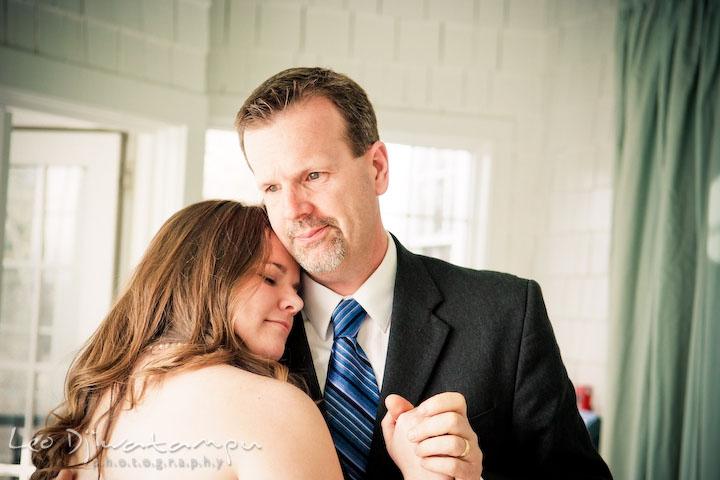 bride and father of the bride dance. Clifton Inn Charlottesville VA Destination Wedding Photographer
