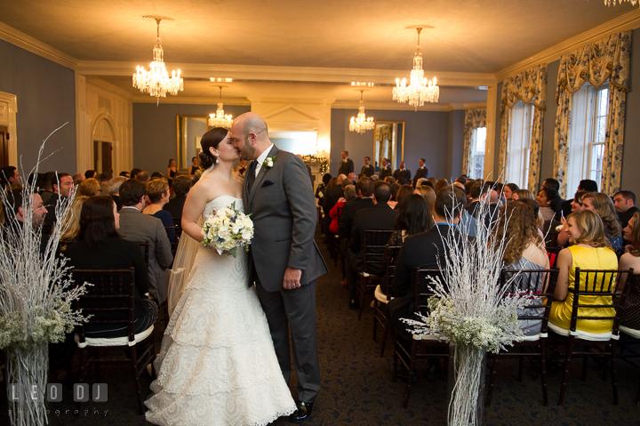 Tidewater Inn Wedding Erin Dan