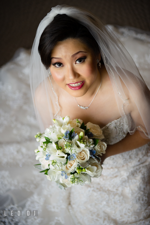 Hidden Creek Country Club beauty shot of Bride photo by Leo Dj Photography