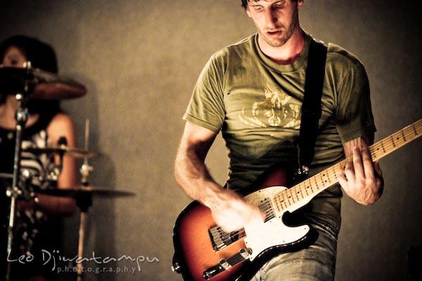 chuck mabe, lead guitar. Beyond the Veil music band members concert photography maryland virginia washington dc photographer