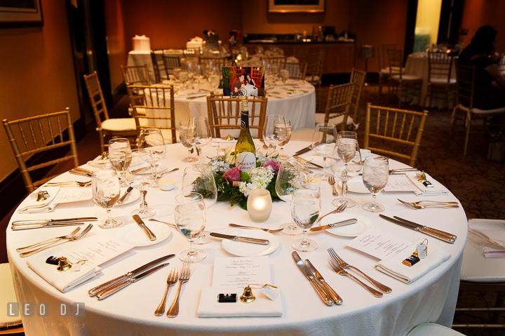 Falls Church Virginia 2941 Restaurant Wedding Reception Photo